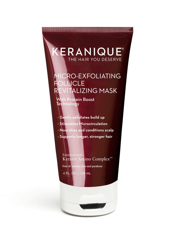 Keranique<sup>®</sup> Micro-Exfoliating Follicle Revitalizing Mask