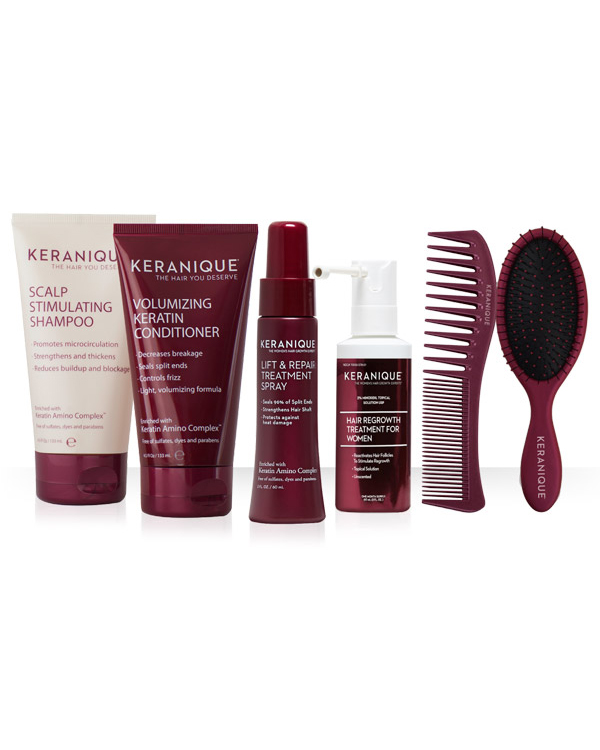 Image result for Keranique Hair Regrowth System
