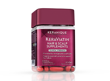 Keraviatin Hair & Scalp Health Supplement