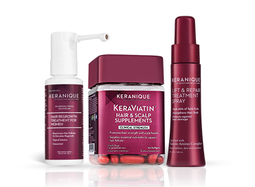 Keranique 'Love Your Hair' Regrowth System