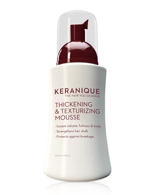 Keranique Thickening & Texturizing Mousse