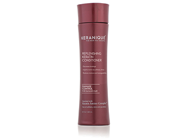 Keranique Replenishing Keratin Conditioner – Damage Control for Damaged Hair