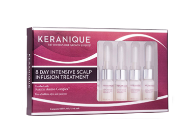 Keranique 8 Day Intensive Scalp Infusion Treatment