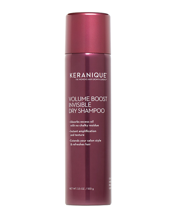 Keranique Volume Boost, Invisible Dry Shampoo