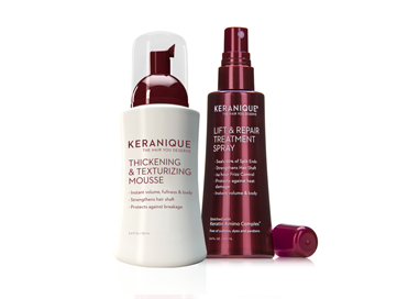 Keranique Volumizing Style Set