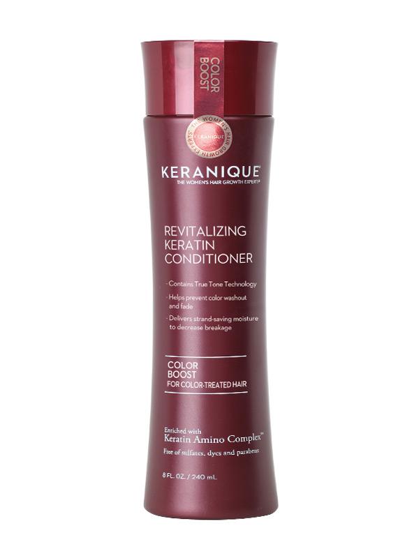 Keranique Revitalizing Keratin Conditioner Color Boost For Color