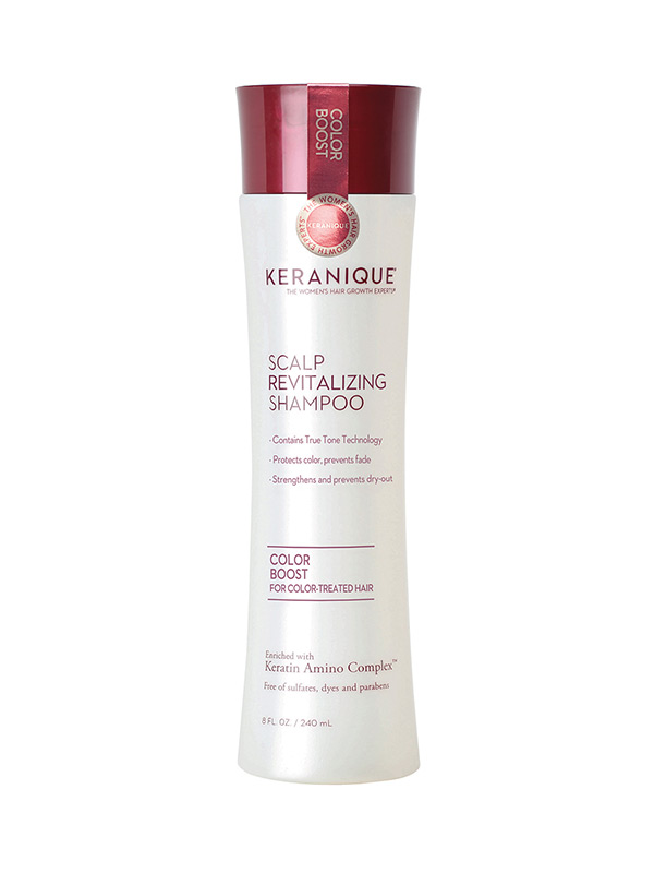 Keranique Scalp Revitalizing Shampoo Color Boost