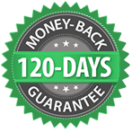 120-Day Money-Back Guarantee